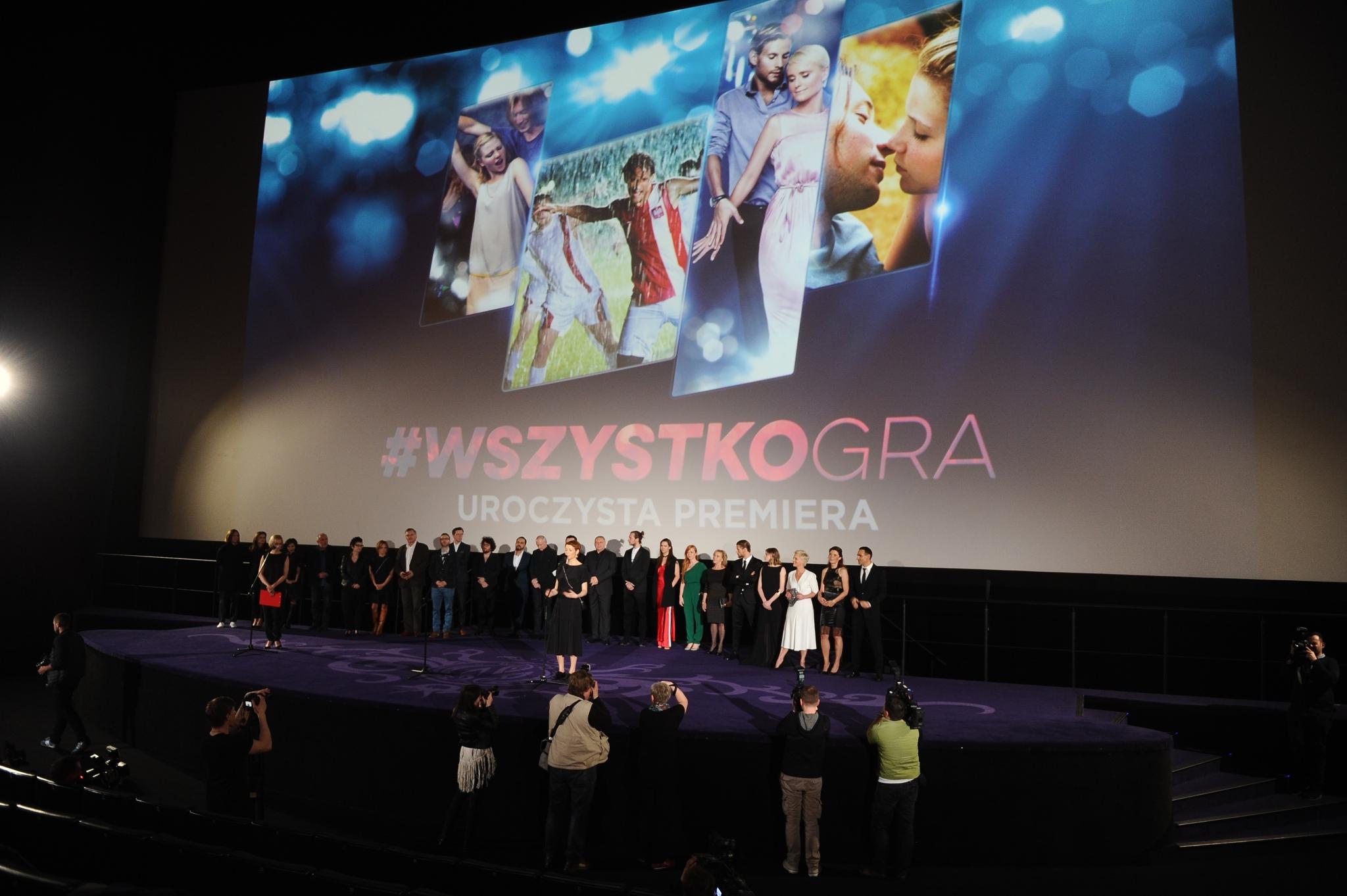 Premiera filmu #WSZYSTKOGRA!